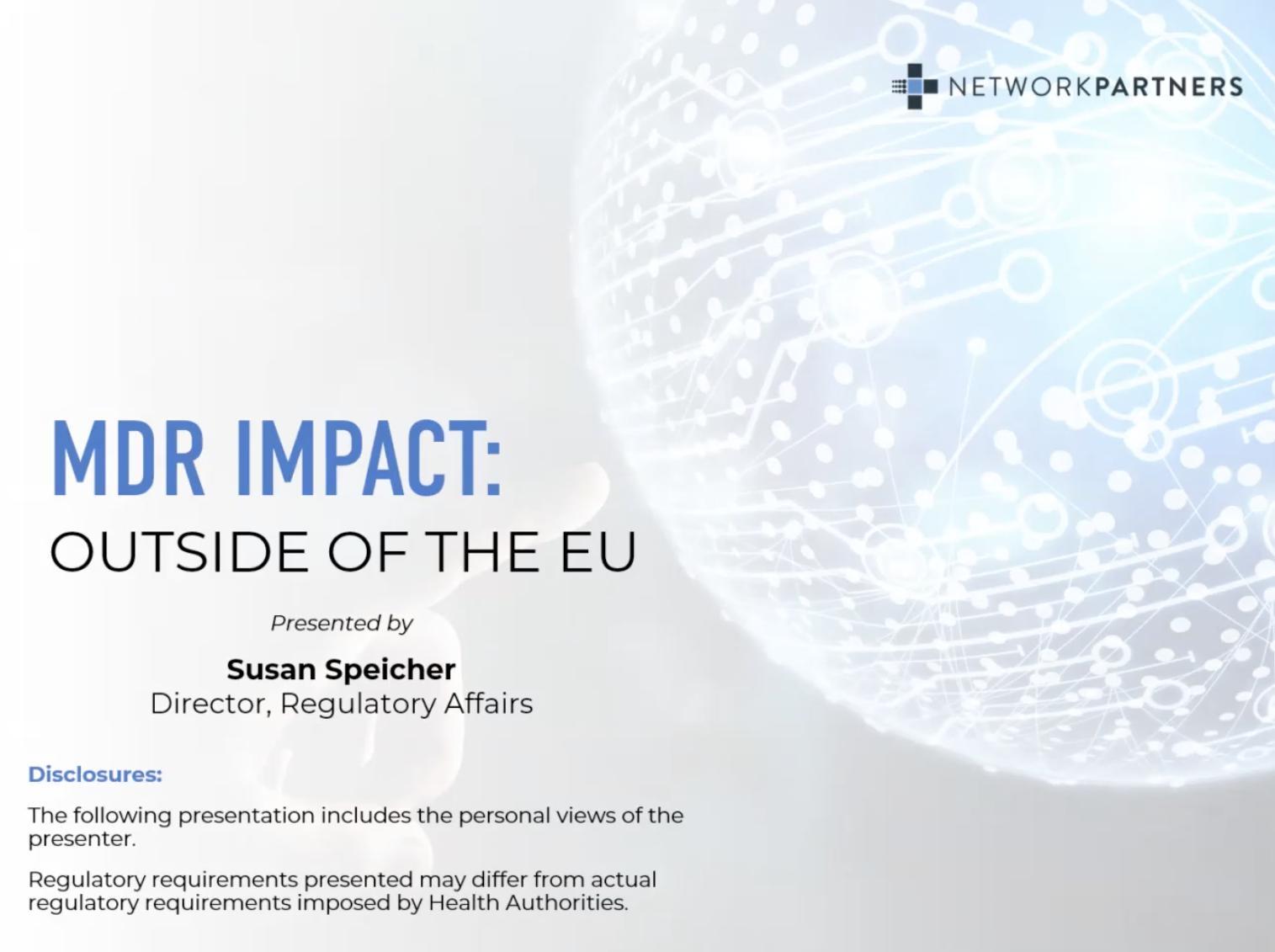 MDR Impact Outside Of The EU Thumbnail-1